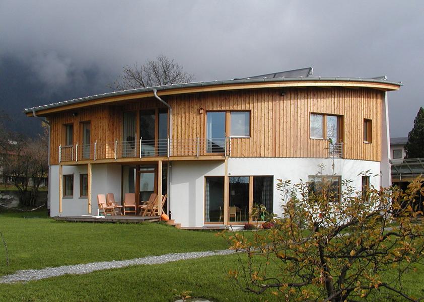 Architekt gratl einfamilienhaus h for Architekt einfamilienhaus